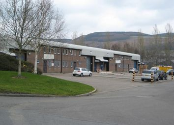Thumbnail Light industrial to let in Aberaman Industrial Estate, Aberdare, Mid Glamorgan