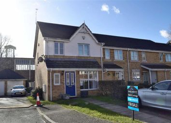 Thumbnail 3 bed end terrace house for sale in St Teresa's Close, Basildon, Essex