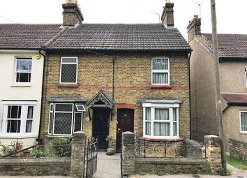 Thumbnail 3 bed end terrace house for sale in Rochester Road, Burham, Rochester