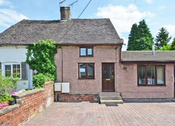 Thumbnail 2 bed cottage to rent in Dilhorne Road, Forsbrook
