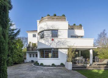 Thumbnail 4 bed property for sale in Neville Drive, Hampstead Garden Suburb
