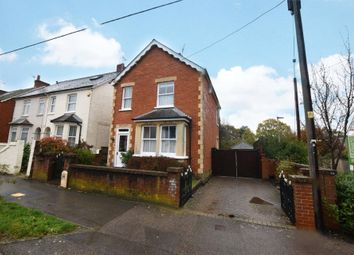 Thumbnail 3 bed detached house to rent in College Road, College Town, Sandhurst, Berkshire