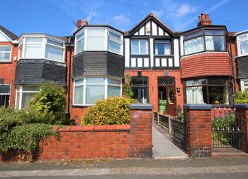 3 bed terraced house for sale in Orange Hill Road, Prestwich, Manchester M25