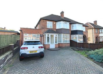 Thumbnail 3 bed semi-detached house for sale in Laburnum Avenue, Kingshurst, Birmingham