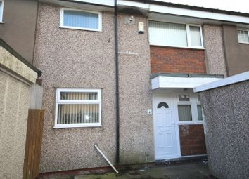 Thumbnail 3 bed end terrace house to rent in Manston Garth, Bransholme, Hull