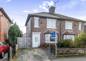 Thumbnail 2 bed semi-detached house for sale in Leveson Road, Stoke-On-Trent