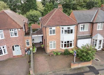 Thumbnail 3 bed detached house for sale in Mere Road, Wigston, Leicester