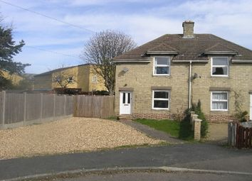 Thumbnail 2 bed property to rent in Kendal Way, Cambridge