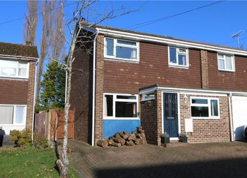 Thumbnail 3 bed property for sale in Field Close, Romsey, Hampshire