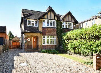 Thumbnail 4 bed semi-detached house for sale in Leverstock Green Road, Hemel Hempstead