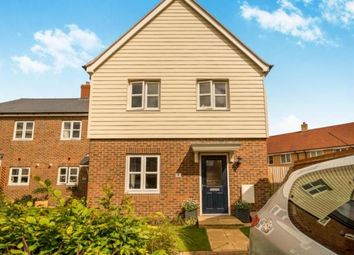 Thumbnail 3 bed end terrace house for sale in Morello Close, Aylesbury, Buckinghamshire