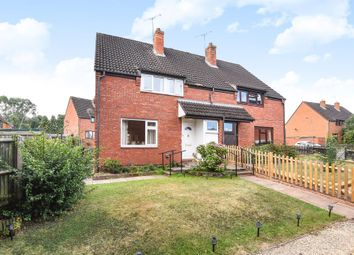 Thumbnail 3 bed semi-detached house for sale in Victoria Park, Hereford