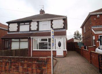 Thumbnail 2 bedroom semi-detached house for sale in Dixon Estate, Shotton