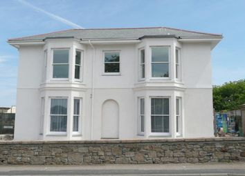 Thumbnail 2 bed flat to rent in Trevu Road, Camborne