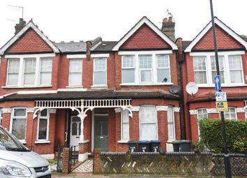 Thumbnail 1 bed flat to rent in Devonshire Road, Palmers Green, London