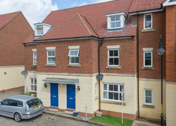 Thumbnail 4 bed terraced house for sale in Brigadier Gardens, Ashford