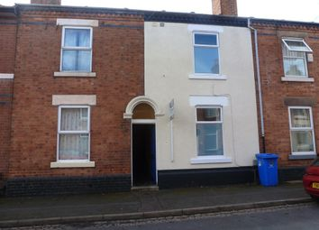 Thumbnail 4 bed terraced house to rent in Crosby Street, Derby