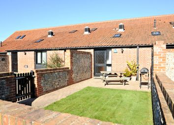 Thumbnail 2 bedroom cottage for sale in Happisburgh, Norwich