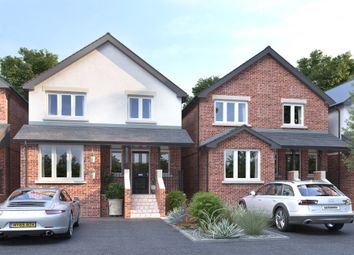 Thumbnail 4 bed detached house for sale in Spring Street, Hucknall, Nottingham