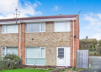 Thumbnail 3 bed terraced house to rent in Falston Road, Blyth