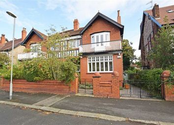 Thumbnail 4 bed semi-detached house for sale in Old Broadway, Didsbury, Manchester
