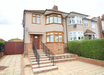 Thumbnail 3 bed semi-detached house for sale in Kimberley Drive, Sidcup