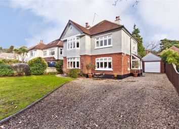 Thumbnail 4 bedroom detached house for sale in Gleneagles Avenue, Lower Parkstone, Poole