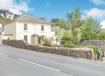 Thumbnail 4 bed detached house for sale in Lelant, Cornwall, United Kingdom
