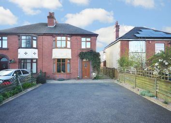 Thumbnail 3 bed semi-detached house for sale in Dovedale Road, Kingsley, Stoke-On-Trent