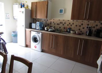 Thumbnail 4 bed terraced house to rent in Denmark Road, Northampton
