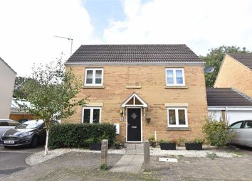 Thumbnail 3 bedroom link-detached house for sale in The Hedgerows, Bradley Stoke, Bristol