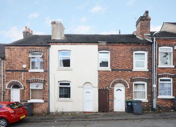 Thumbnail 2 bedroom terraced house for sale in Broom Street, Hanley, Stoke-On-Trent