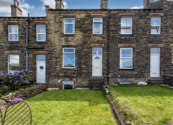 Thumbnail 3 bed terraced house for sale in North View Terrace, Halifax Road, Dewsbury