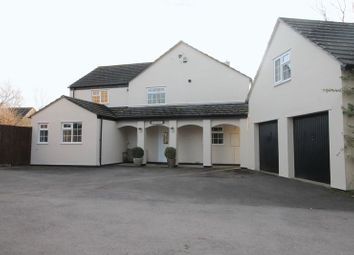 Thumbnail 4 bed detached house for sale in Millhay, Green Lane, Hucclecote, Gloucester