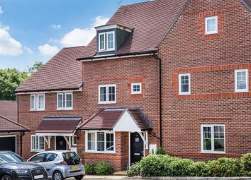 Thumbnail 4 bed terraced house for sale in Greenhurst Drive, East Grinstead