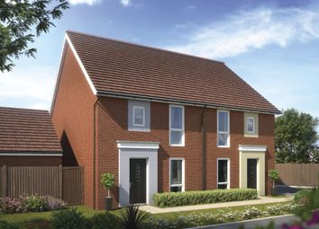 "Thumbnail 3 bed semi-detached house for sale in ""Barwick"" at Oldbury Court Road, Fishponds"