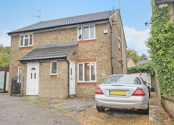 Thumbnail 2 bed semi-detached house for sale in Piccadilly Close, Roselands, Northampton