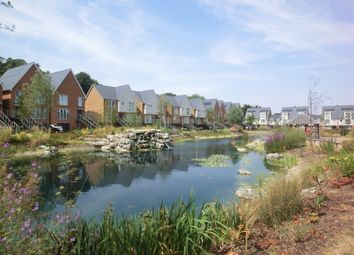 Thumbnail 3 bed end terrace house to rent in St Clements Lakes, Greenhithe