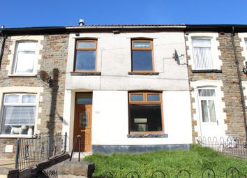 Thumbnail 2 bed terraced house for sale in Trealaw -, Tonypandy