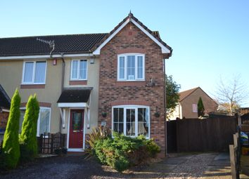 Thumbnail 3 bed town house for sale in Magenta Drive, Newcastle-Under-Lyme