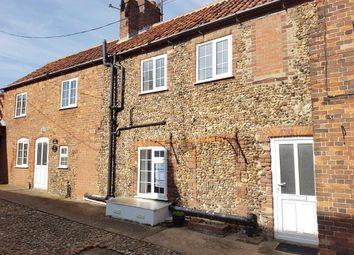 Thumbnail 3 bed terraced house for sale in Old Hunstanton, Kings Lynn, Norfolk