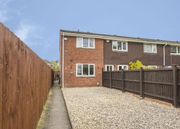 Thumbnail 2 bed end terrace house for sale in Churchward Drive, Newport