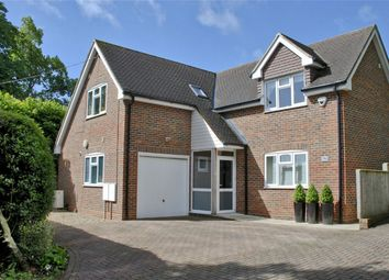 Thumbnail 3 bed detached house for sale in Lower Buckland Road, Lymington, Hampshire
