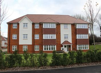 Thumbnail 2 bed flat for sale in 48 Bramling Way, Rainham, Kent