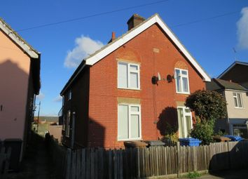 Thumbnail 3 bedroom semi-detached house for sale in Mumford Road, Ipswich