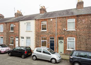 Thumbnail 2 bedroom terraced house for sale in Upper Newborough Street, York