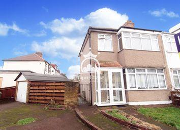 Thumbnail 3 bedroom semi-detached house for sale in Orchard Grove, Kenton, Harrow