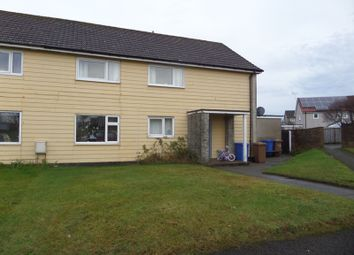 Thumbnail 2 bed maisonette for sale in Dirlot Place, Thurso