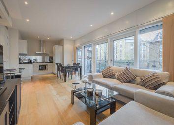Thumbnail 1 bed flat to rent in Hepworth Court, Grosvenor Waterside, Gatliff Road, Chelsea