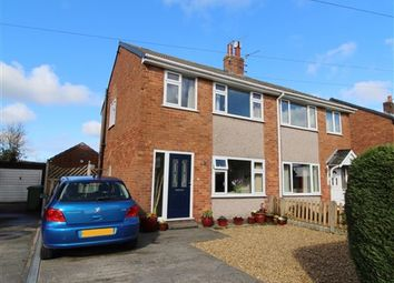 Thumbnail 3 bed property for sale in Yew Tree Close, Preston